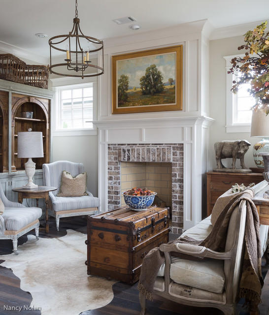 Southern Living Custom Builder Program Showcase Home Randolph Cottage Con