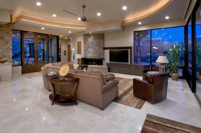 southwest contemporary 776 southwestern living room