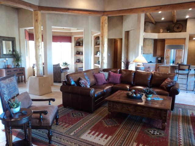 southwest desert home