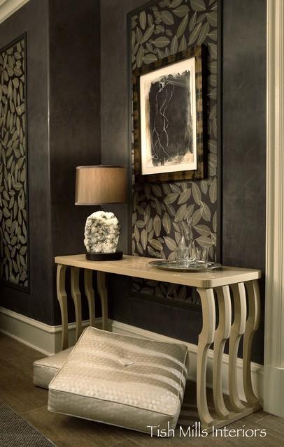 Spa and Meditation Retreat contemporary-living-room