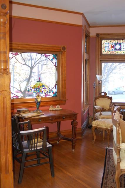Spangler & deStefano, PLLP Law Office traditional-living-room