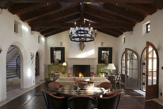 Spanish Colonial Hacienda Carmel California