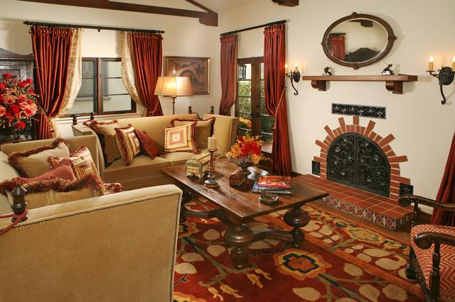 Impressive Spanish Mediterranean Decor Living Room 640 x 426 · 125 kB · jpeg
