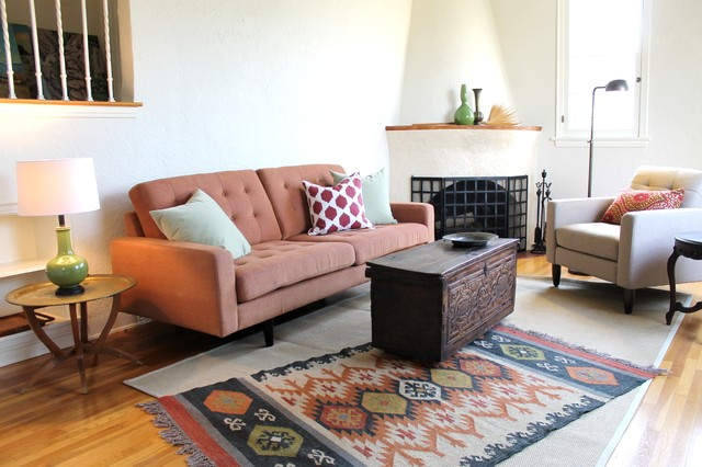 Spanish Style With Moroccan And Mid Century Modern