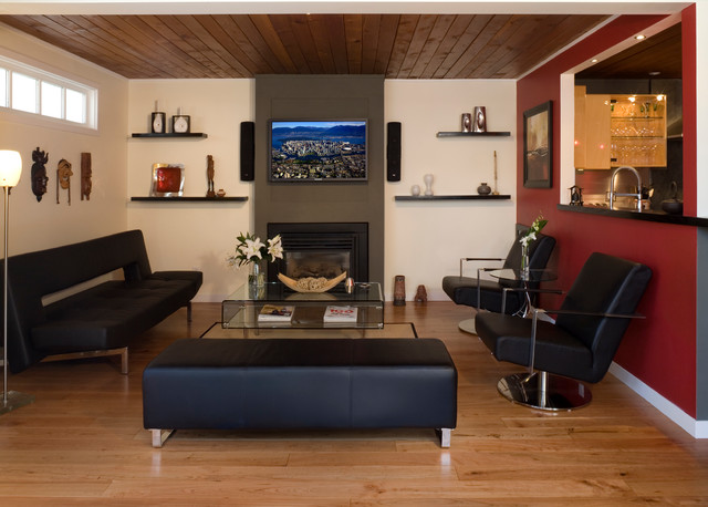 Speaker Options Living Room Vancouver By Interactive