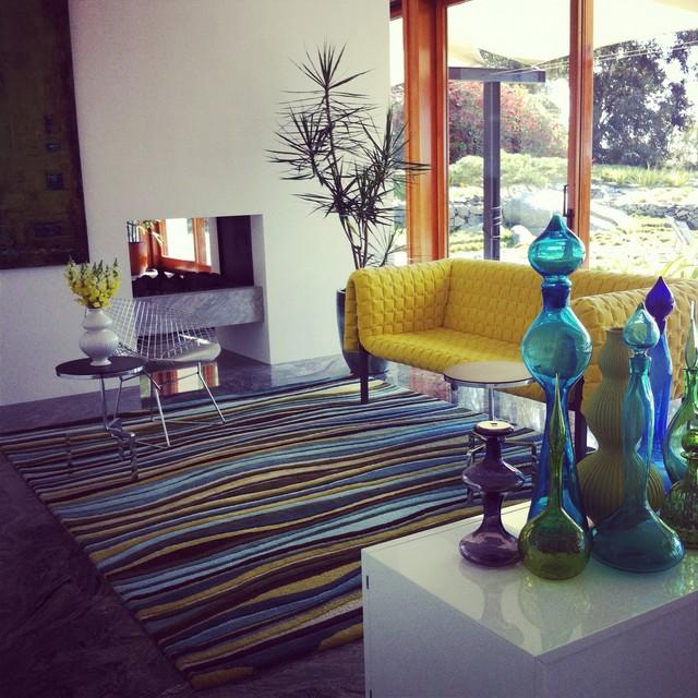 Spike Living Room modern-living-room