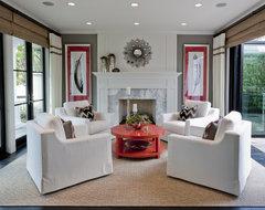 Spinnaker Development transitional-living-room