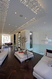 sporadicSPACE - Contemporary - Living Room - London