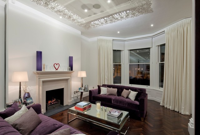 Sporadicspace contemporary living room london by sporadicspace