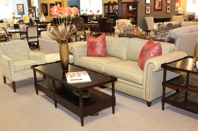 Spring Showroom Selections 2013 traditional-living-room