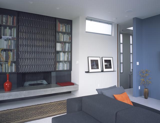 Sproule-Rowen modern-living-room