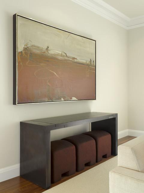 Spruce Street contemporary-living-room