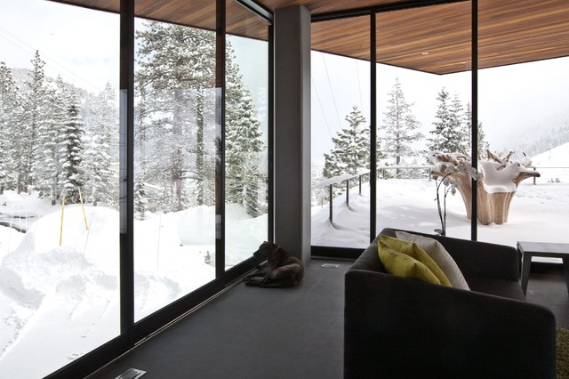 Squaw Valley House contemporary