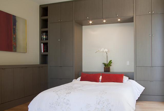 St. Helena Interior modern-living-room