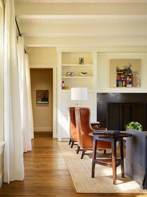 St. Helena Residence living-room