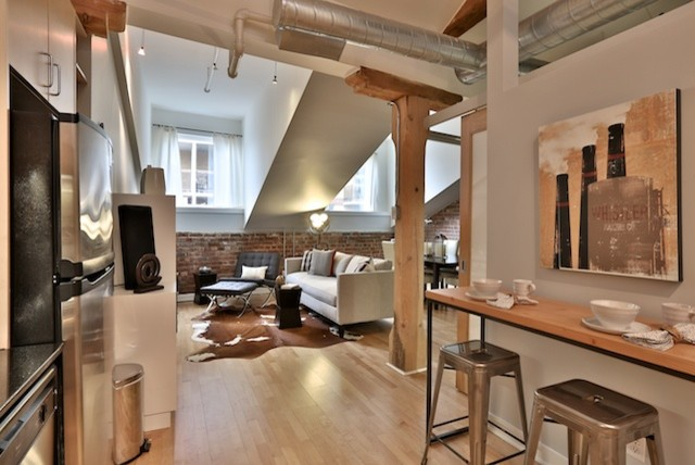 St lawrence lofts toronto for What is the square footage of a 15x15 room
