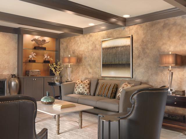 St louis residence interior design by carol lorenz snyder for St louis interior designers