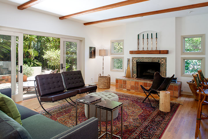 Staging-Hollywood Hills 8935