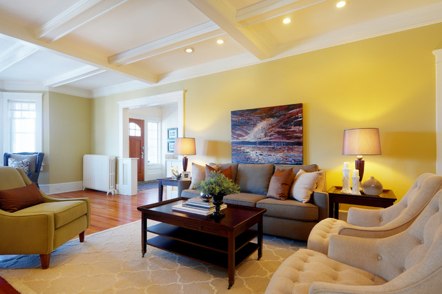 Staging Ideas living-room