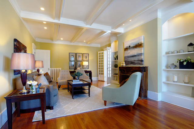 Living room staging ideas for Staging small living room