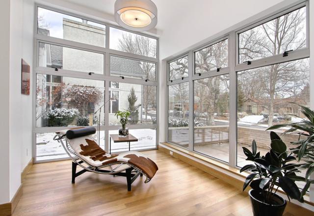 staging in denver modern-living-room