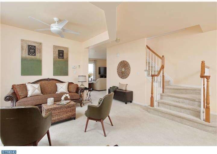Staging - Living Room (Bordentown)
