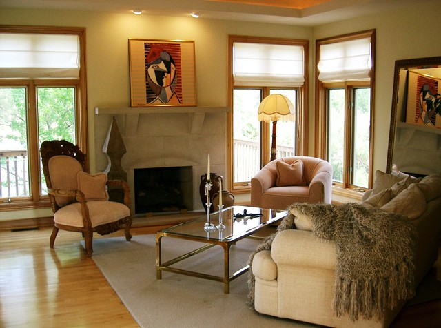 staging transitional living room other by redesign