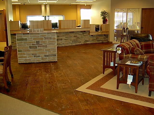 Stamped Concrete Bedrooms : Stamped concrete modern living room minneapolis by