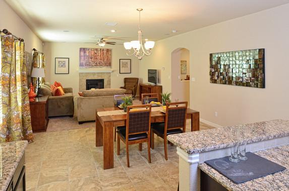 Sterling Model traditional-living-room