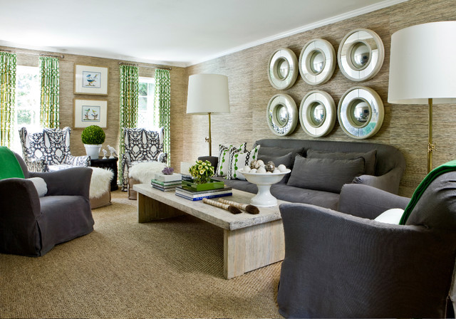 Stern Turner Home contemporary-living-room