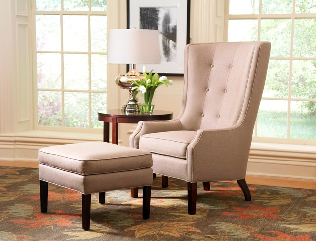 Stickley Fine Upholstery & Leather Collection traditional-living-room