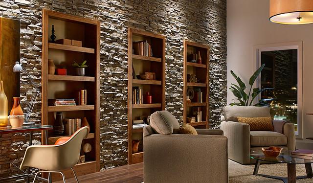 Stone Interiors & Exteriors