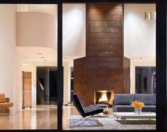 STonehedge Exteriors contemporary-living-room