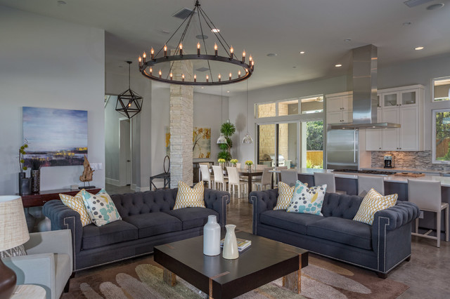 Stonewall Ridge | Interior | New Construction - contemporary