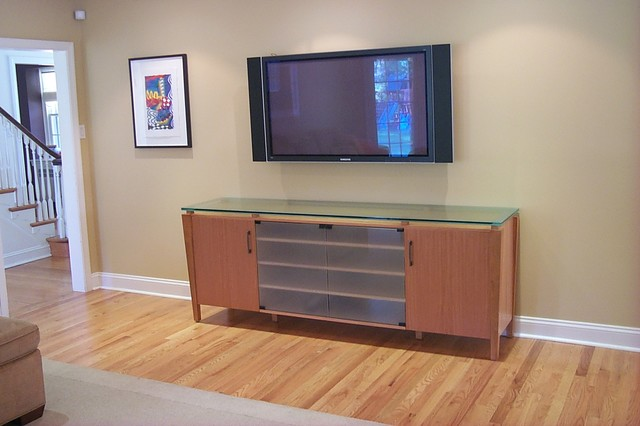 storage cabinets contemporary living room