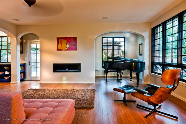 Streamline modern retro house highlands denver co for The family room denver