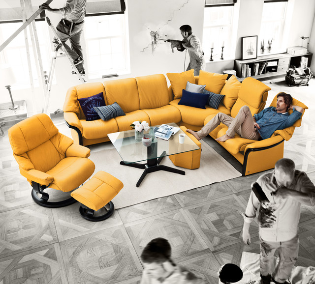 Stressless by Ekornes Chairs Recliners Sofas Imported from