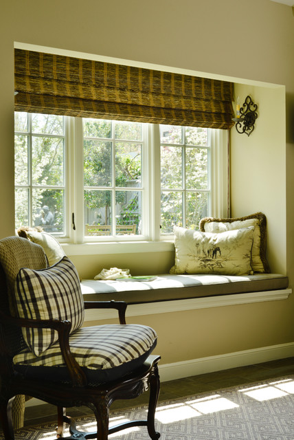 Houzz Cottage Living Room: Santa Rita Cottage