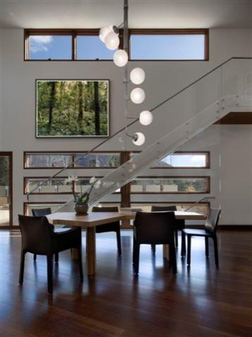 Studio B Architecture + Interiors modern-living-room