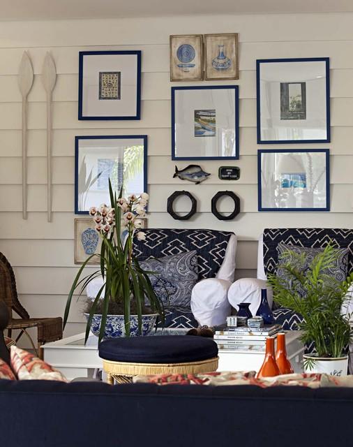 Studio Marcelo Brito contemporary-living-room