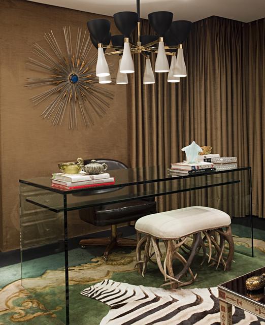 Marcelo Brito & Pedro Potaris - Sao Paulo - Brazil contemporary-living-room