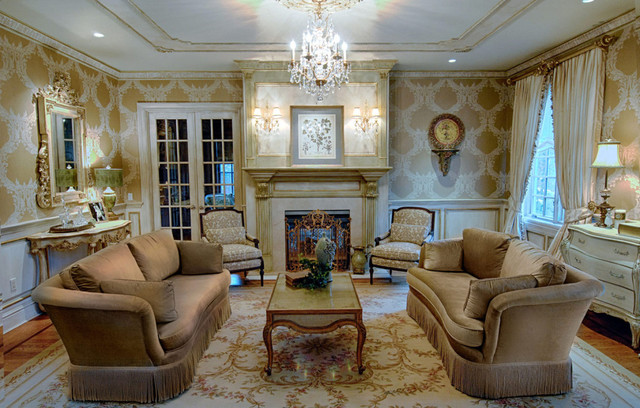 stunning living room by interior designer caruso