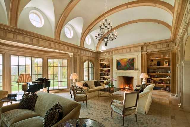 Stunning living room traditional living room other for Stunning living rooms