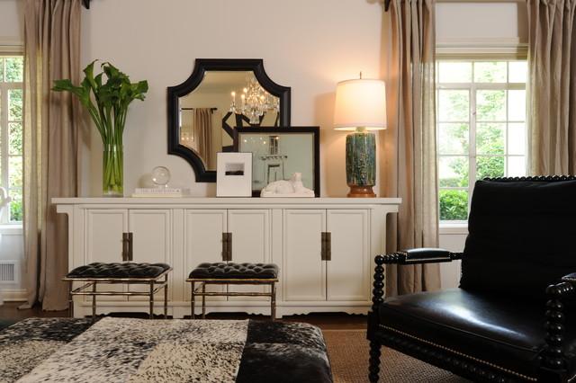 Stunning Living Room transitional-living-room