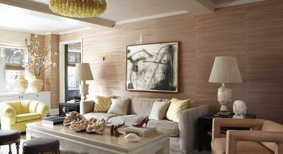 Style And Colour Forecast For Transitional Living Room