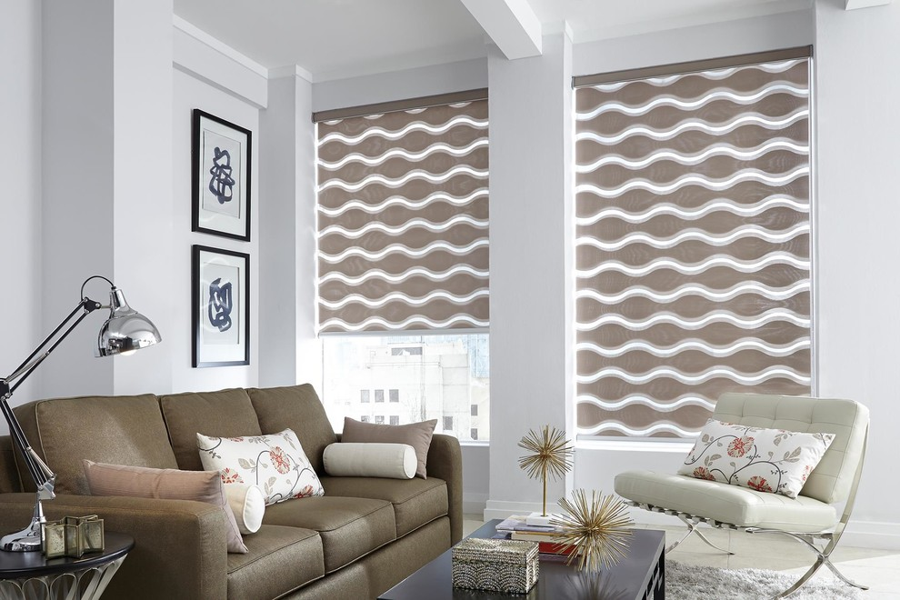 Increase Your House's Aesthetic Appeal with Roller Blinds
