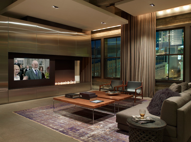 Stylish Penthouse & Disco  Contemporary  Living Room. Kitchen Red Accessories. Kitchen Furniture Accessories. Country Blue Kitchen. Kitchen Organization Products. French Country Kitchen Hutch. Modern Kitchen Houzz. Sliding Cabinet Organizers Kitchen. Ideas For Organizing Kitchen Pantry