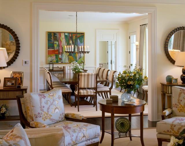 Su Casa Designs traditional-living-room