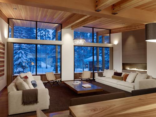 Sugar Bowl Residence - John Maniscalco Architecture