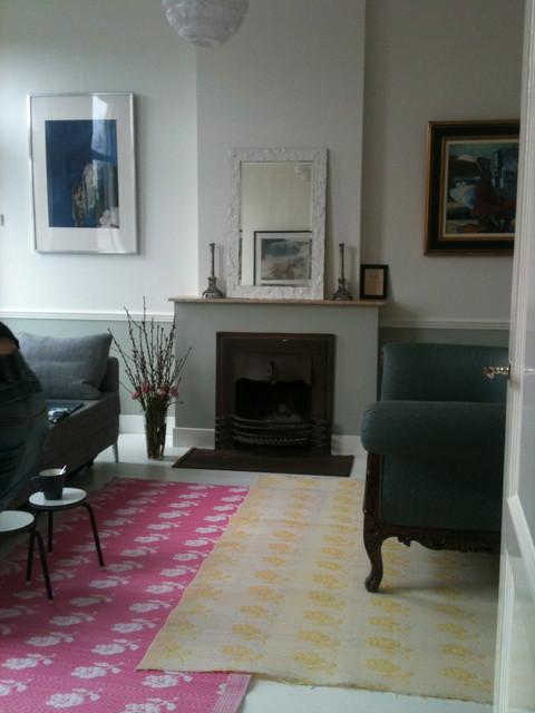Sumatrastraat contemporary-living-room